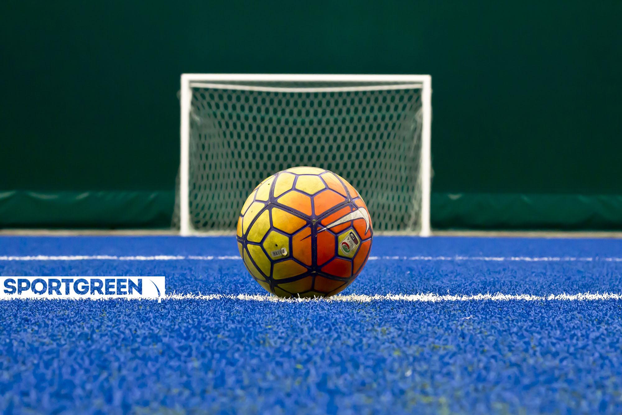 Pallone-porta-calcio