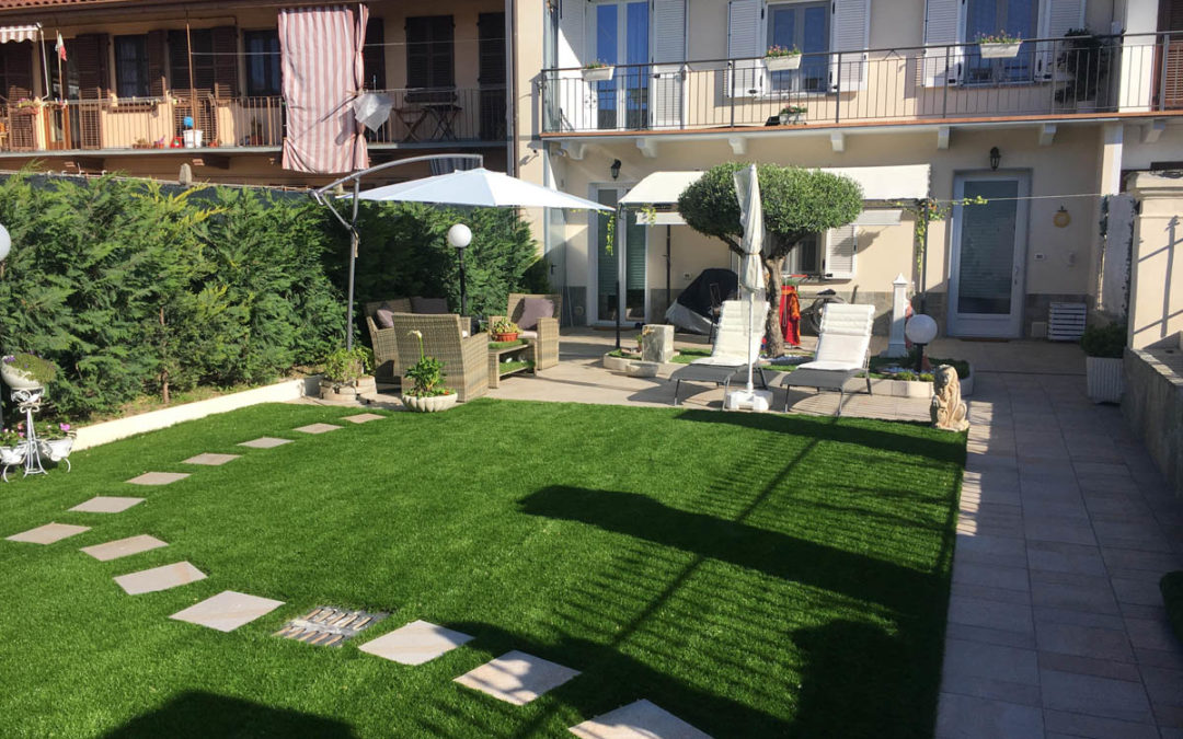 pianezza privato erba decorativa