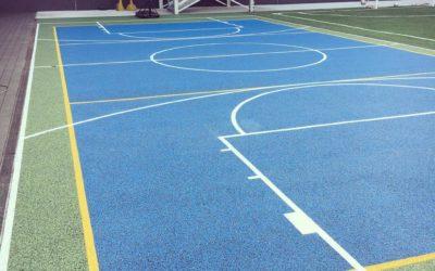Campo polivalente in Gomma Antitrauma – Decathlon