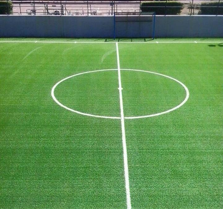 calcio a 5 erba_oasi vicuna