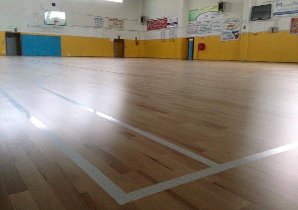 Parquet Sportivo – Atlavir Pallacanestro Rivalta