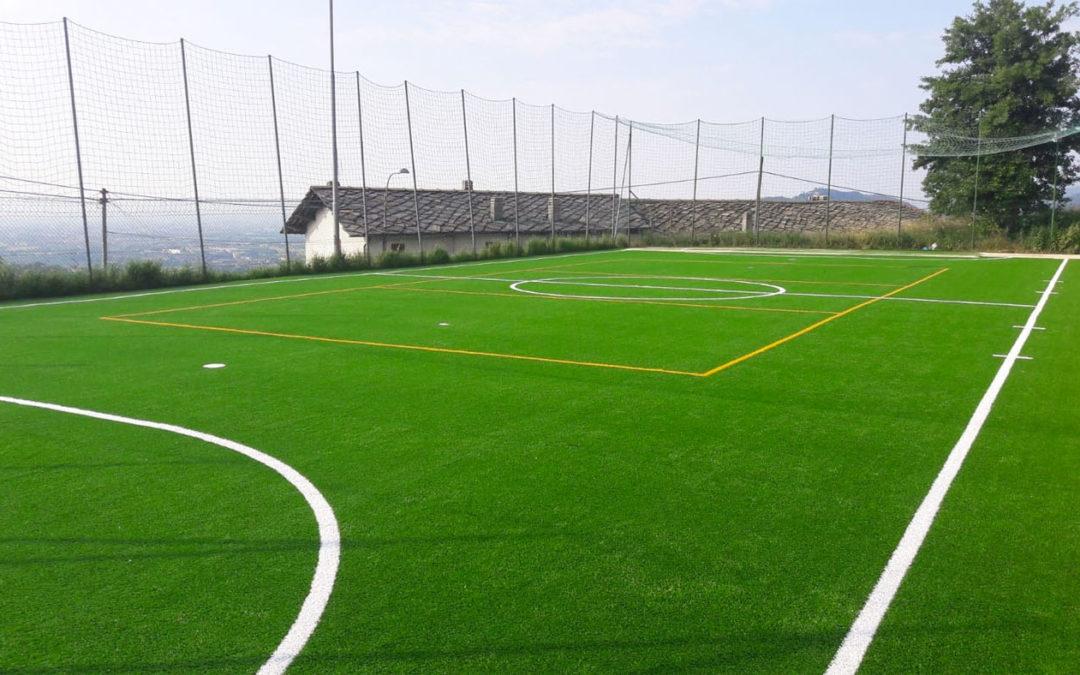 Campo Sportivo Polivalente – Comune di Chiesanuova